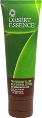 Tea Tree Oil Thoroughly Clean Control Lotion  4 fl oz Lotion  $7.99