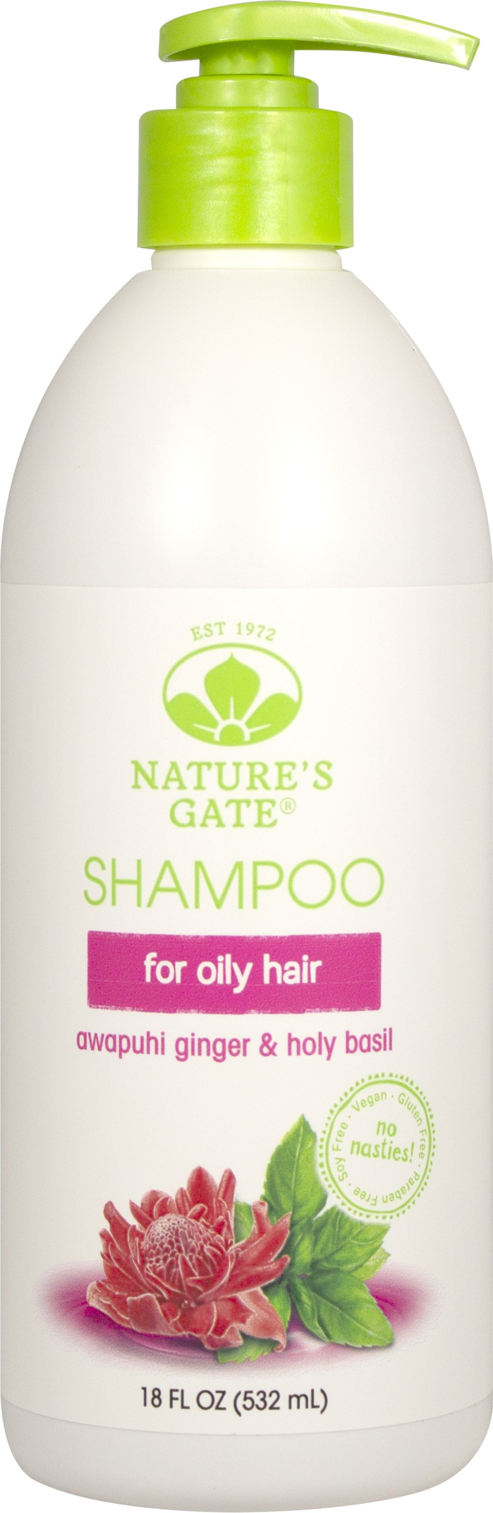Nature's Gate Awapuhi Volumizing Shampoo <p><strong>From the Manufactuer's Label:</strong></p><p><strong>Volumizing</strong></p><p>Nature's Gate Awapuhi Shampoo gently cleanses while helping add fullness to fine, limp hair.  An array of stimulating and nourishing botanicals including Awapuhi, also known as Hawaiian White Ginger, is combined with our 7 Healthy Hair nutrients.  Gentle enough for everyday use.</p><p><stron