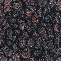 Organic Black Raisins These juicy Organic raisins are great to snack on by themselves or use in your favorite baking dishes. Toss them in cereal, oatmeal, salads, so many delicious ways to get the health benefits of these raisins!            <p></p><p><br /></p> 9 oz Container  $7.99