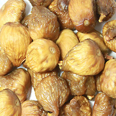 Dried Figs There is a reason people covet the delicately sweet flesh of the fig. It is said that Athenaeus called the fig the ''most useful of all the fruits which grow on trees.'' And, the Egyptians would often bury baskets full of them with their dead.<sup>1</sup><br /><br />These dried Turkish Figs are plump and sweet and full of flavor, naturally. They make a lovely snack on their own and are a wonderful addition to recipes. Dare to add them to your fa