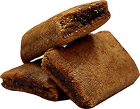 Whole Wheat Raspberry Bars Smooth and delicious Raspberry filling inside in a delicious whole wheat fig bar.<br /> 8 oz Bag  $7.99