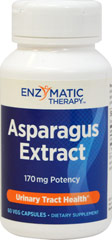 Asparagus Extract 170 mg <p><b>From the Manufacturer's Label: </p></b><p>Asparagus Extract is a detoxifier that nutritionally supports urinary tract function.**</p> 60 Vegi Caps 170 mg $14.99