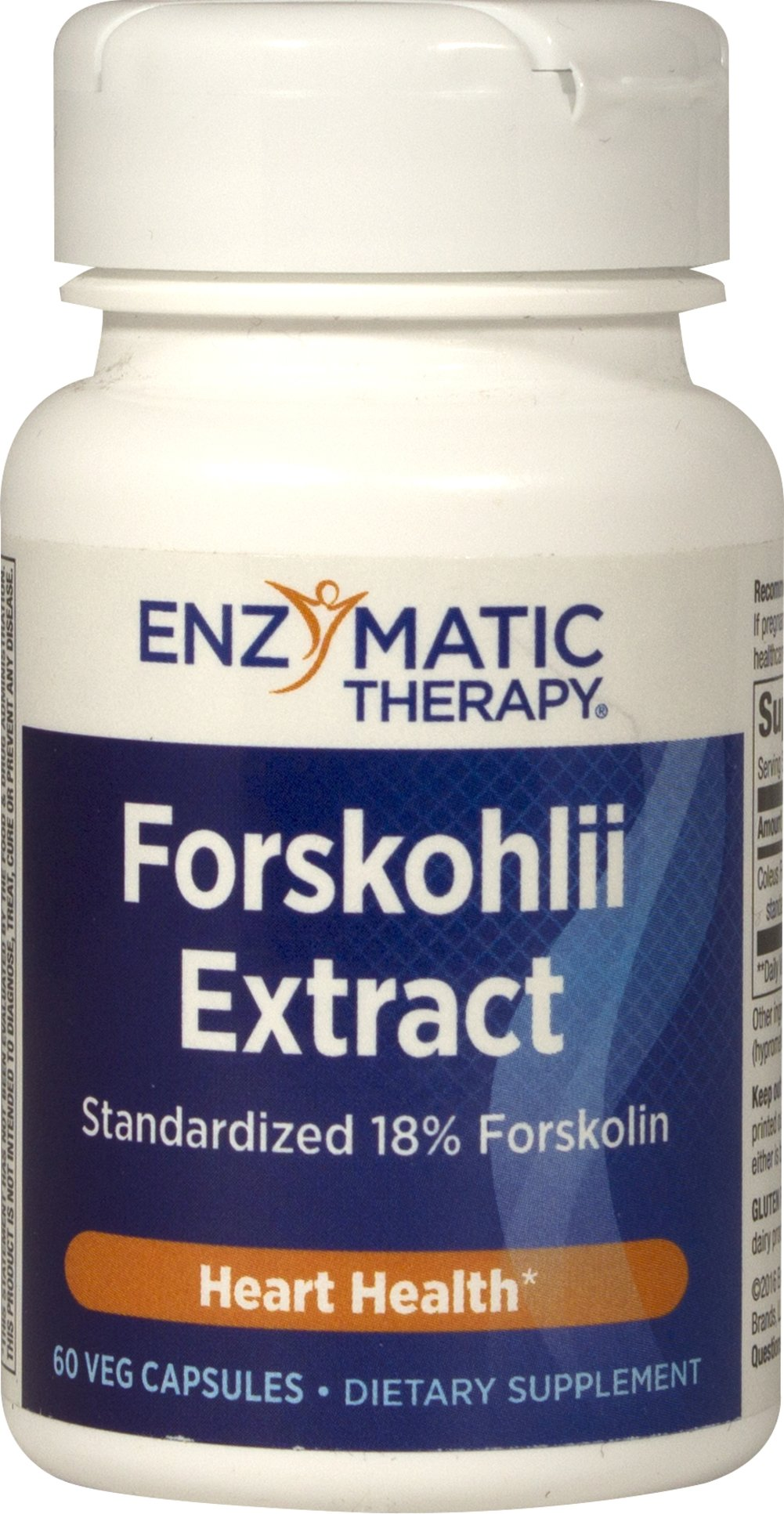Coleus Forskholii Forskolin Standardized Extract 50 mg <p><strong>From the Manufacturer's label:</strong></p><p></p>Coleus Forskohlii Extract is produced from the root of Coleus forskohlii, an ancient Ayurvedic plant. Coleus is the source of a unique substance known as forskolin. Each batch of Enzymatic Therapy Coleus Forskohlii Extract is guaranteed to contain a minimum of 18% forskolin. Vegetarian.<p></p><p>Manufactured by Enzymatic The