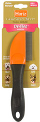 Groomers Best Flea Comb for Dogs <strong></strong><p><strong>From the Manufacturer:</strong></p><p>Designed with extremely fine teeth for maximum efficacy, this comb easily removes fleas, flea eggs, and other debris from all coat types.</p> 1 Each  $2.79