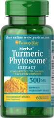 "Meriva® Turmeric Standardized Phytosome™ Extract 500 mg <ul><li><span style=""font-family:'Arial','sans-serif';color:black;"">Provides antioxidant support.**</span></li><li><span style=""font-family:'Arial','sans-serif';color:black;"">Standardized to contain 18-22% curcuminoids. </span></li><li><span style=""font-family:'Arial','sans-serif';"">A high inta"