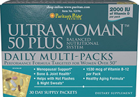 Ultra Women™ 50+ Daily Multi-Packs  30 Pack  $35.99