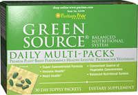 Green Source Daily Multi-Packs  30 Packets  $39.99