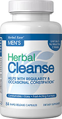 Herbal Ease® Men's Herbal Cleanser  84 Capsules  $10.99