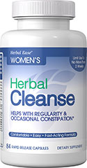 Herbal Ease® Women's Herbal Cleanse  84 Capsules  $5.99