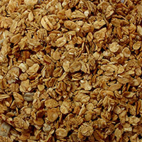 Nut & Honey Granola <p><strong>From the Manufacturer:</strong></p><p>Premier all natural Nut & Honey Granola is a delicious mix of tasty and healthy ingredients. </p><p>Includes the following:</p><ul><li>Rolled Oats</li><li>Almonds</li><li>Cashews</li><li>Sesame Seeds</li><li>Sunflower Seeds</li><li>Walnuts</li><li>Honey</li><li>Canola Oil&lt