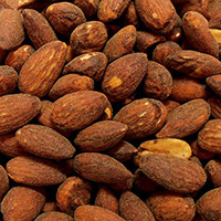 Tamari Almonds <p><strong>From the Manufacturer:</strong></p><p>Rich tasting and dry roasted to perfection.<strong></strong>These almonds are lightly coated with a wonderful tamari soy sauce seasoning. A satisfying and delicious snack food anytime!</p> 10 oz Container  $9.99