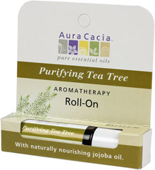 "Cleansing Tea Tree Oil Roll On <p><strong>From the Manufacturer:</strong></p><ul><li><span class=""t-marker""></span><span class=""t-marker""></span><span class=""t-marker""></span><span class=""t-marker""></span><span class=""t-marker""></span><span class=""t-marker""></span>Purifying</li><li>Nourishing</li><li>100% E"