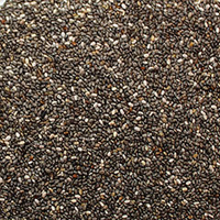 Organic Raw Chia Seeds <p><strong>From the Manufacturer:</strong></p><p><strong></strong>Salvia Hispanica, commonly known as Chia, is a species of flowering plant in the mint family Lamiaceae, native to central and southern Mexico and Guatemala.</p><p>The mild, nutty flavor of chia seed goes well with both sweet and savory dishes. Use chia seed in puddings and smoothies, sprinkle on top of porridge and salads, and add to baked goods in place