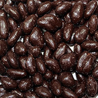 Organic Dark Chocolate Goji Berries <p><strong>From the Manufacturer:</strong></p><p><strong></strong>Dark Chocolate Covered Goji Berries combine two of your favorites treats; dark chocolate and goji berries. It doesn't get more delicious that that!</p> 4 oz Bag  $14.99