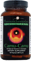 Camu-Camu 150 mg <p><strong>From the Manufacturer's Label:</strong><br /><br />Camu-Camu (Myrciaria dubia) is a complete all natural vitamin C complex.  The vitamin C in this product is exactly how it occurs in nature; and as a result, it contains all the bioflavonoids, enzymes and other vitamin C metabolites necessary for the total effectiveness nature originally intended vitamin C to have in your body.**<br /><br />Manufactured by&nbsp