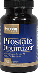 Prostate Optimizer® <p><strong>From the Manufacturer:</strong></p><p>Supports prostate function*</p><p>Manufactured by Jarrow Formulas®</p> 90 Softgels  $24.99