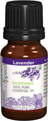 "Lavender 100% Pure Essential Oil <ul><li><span class=""bold-pink"">Traditional Uses:</span> Tranquility and serenity, meditation, used for massage. </li><li><span class=""bold-pink"">Botanical Name:</span>  Lavandula Angustifolia</li><li><span class=""bold-pink"">Plant Part:</span>  Flowers </li><li><span class=""bold-pink"">Extraction Method:</span>  Steam Distillation"