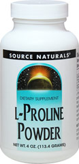 L-Proline 2000 mg Powder  4 oz Powder 2000 mg $7.99