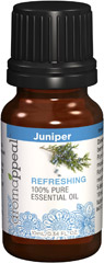 "Juniper 100% Pure Essential Oil <p>Few scents are an inviting as the fruity, woody aroma of the Juniper berry. Juniper helps cleanse and purify, so you can achieve a state of restful calm.</p><ul><li><span class=""bold-pink"">Traditional Uses:</span> Cleansing and purifying.</li><li><span class=""bold-pink"">History:</span>  Few scents are an inviting as the fruity, woody aroma of the Juniper  berry. Juniper helps cleans"