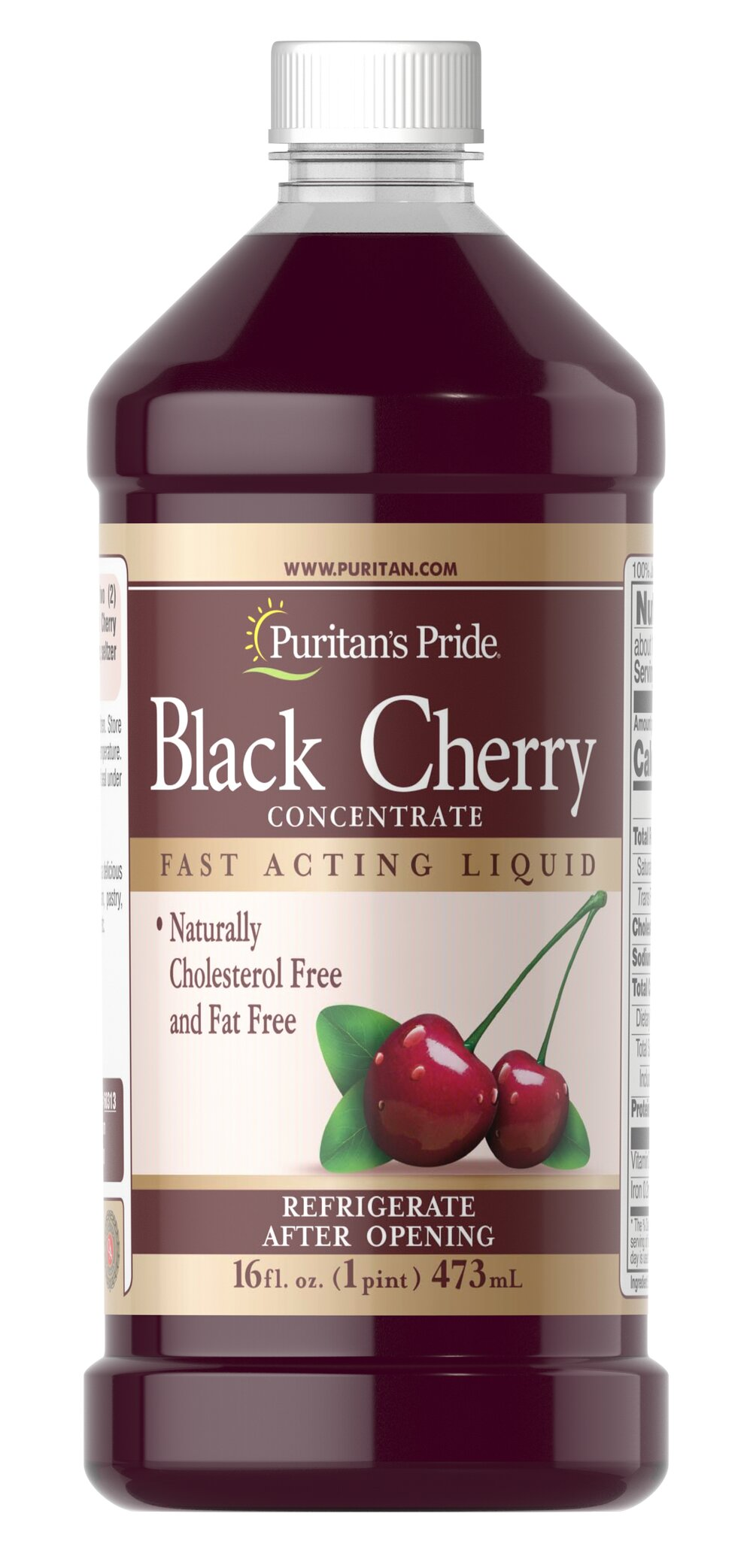 Black Cherry Juice Concentrate  16 oz Liquid  $22.99