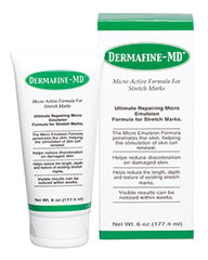 Dermafine-MD Micro Active Formula for Stretch Marks  6 oz Cream  $19.20