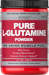 Pure L-Glutamine Powder 4500 mg <p>Supports protein metabolism.**</p><p>Immune system support.**</p><p>Pro amino muscle fuel.**</p><p>Free form.</p><p>Pure L-Glutamine Powder is popular with bodybuilders because it provides fuel for workouts and supports protein metabolism.** Glutamine is a crucial component of muscle cells and may promote replenishment of muscle glycogen stores after exercise when combined with carbohydrates.** This free for