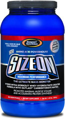 Size On Wild Berry <p><b>From the Manufacturer's Label:</b></p>  <p>Size On Wild Berry is manufactured by Gaspari Nutrition®.</p> 2.84 lbs Powder