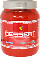Lean Dessert Protein Chocolate Fudge <p>Lean Dessert Protein Chocolate Fudge is manufactured by BSN®.</p><p></p> 1.38 lb Powder  $16.99