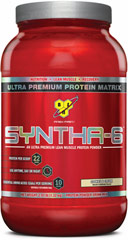Syntha-6 Cookies & Crème  2.91 lb Powder  $32.99