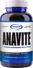 Anavite  180 Tablets  $41.99