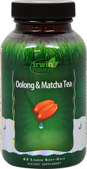 Oolong & Matcha Tea  63 Softgels  $16.49