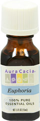 Essential Oil Blend Euphoria A blend of bergamot, amyris, ginger, and ylang ylang III essential oils. 15 ml Oil  $13.99