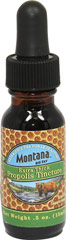 Montana Naturals Propolis Extra Thick Tincture <p><b>From the Manufacturer's Label:</b></p>  <p>Propolis Extra Thick Tincture manufactured by Montana Naturals. 0.5 oz Liquid  $8.59