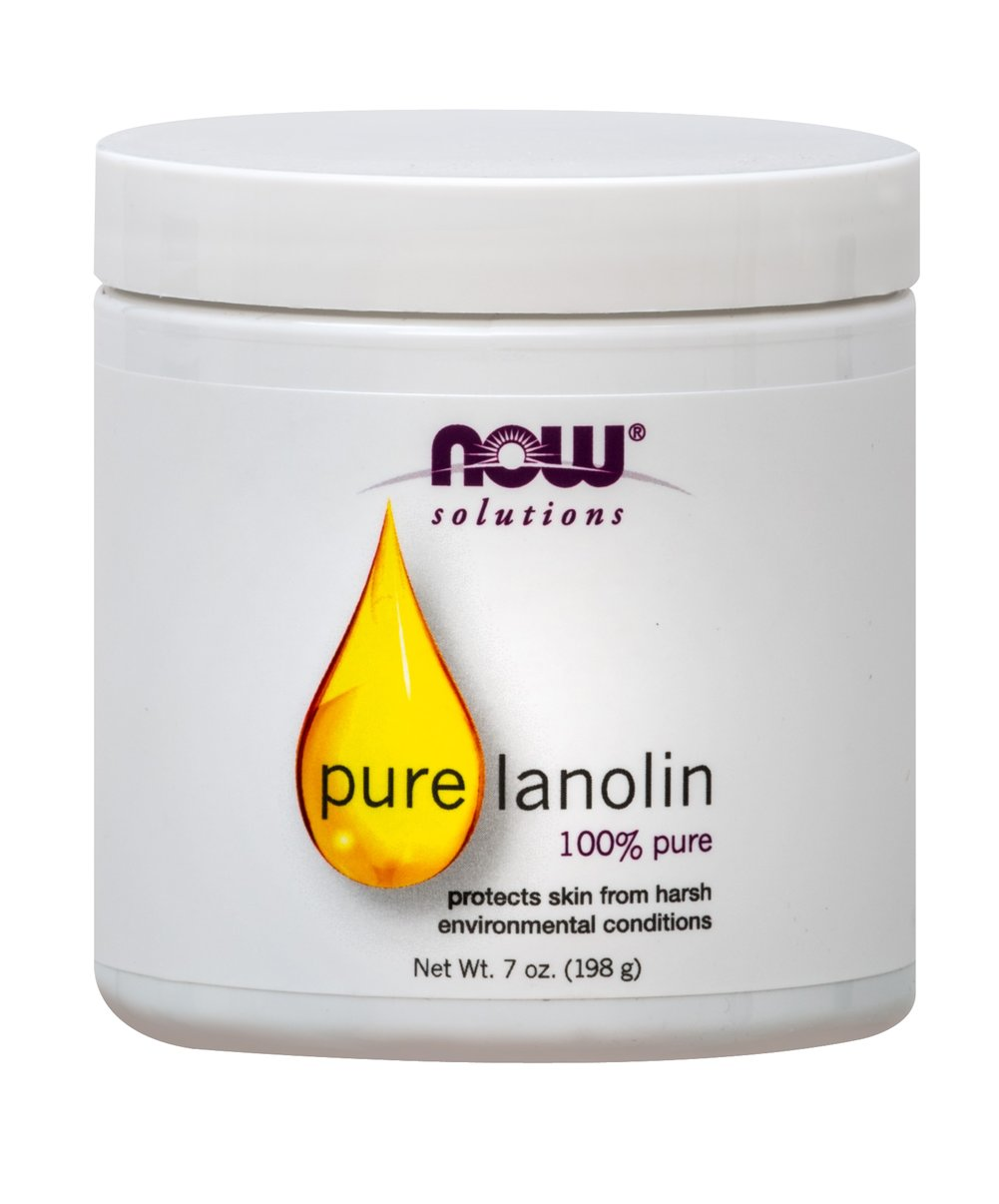 Pure Lanolin <p><b>From the Manufacturer's Label:</b></p> <p>100% Pure</p> <p>Protects chapped Skin</p> <p><b>Condition:</b> Skin in need of protection from wind burn and environmental factors.</p> <p><b>Solution:</b> Pure Lanolin is a powerful, natural moisturizer that can promote the smoothness and translucency associated with healthy, youthful skin. Derived from the wool of sheep, lanolin is remarkab