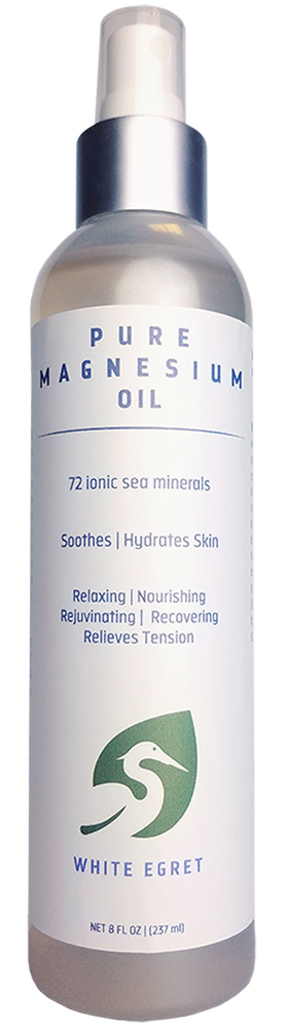Pure Magnesium Oil <p><b>From the Manufacturer's Label:</b></p>  <p><b>From Utah's ancient inland sea, the Great Salt Lake*</b></p> <p><b>A rapidly absorbed topical spray</b></p> <p><b>All Natural and Concentrated</b></p> <p>*The Great Salt Lake in Utah is a mineral-rich inland sea and is a remnant of the ancient Lake Bonneville, the largest lake of the last Ice Age. Its waters are 11 ti