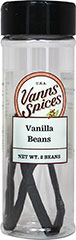 Vanilla Beans <strong></strong><p><strong>From the Manufacturer:</strong></p><p>Our Vanilla balances the earthy fruitiness of Tahitian beans with the intense aromatics of Mexican beans. Store used vanilla pods with your sugar to make vanilla sugar.</p> 2 Count  $8.99