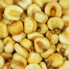 Jumbo Corn Nuts Jumbo sized salty Corn Nuts. Eat these as a snack any time or use as an ingredient in snack mixes or trail blends.  8 oz Bag  $7.99