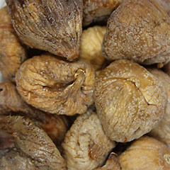 Organic Dried Figs  8 oz Container