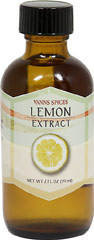 Lemon Extract <strong></strong><p><strong>From the Manufacturer:</strong></p><p>While often used in baking, it is also wonderful in sauces and marinades. Add a drop to chicken, fish, and vegetable dishes to perk up the flavor.<br /></p> 2 fl oz Liquid  $6.99
