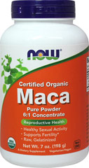 Organic Maca 6:1 Concentrate Powder  7 oz Powder  $14.99
