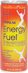 Energy Fuel Drink Fruit Splash <p><strong>From the Manufacturer's Label:</strong></p><p>Energy Fuel Drink Fruit Splash is manufactured by Twinlab.</p> 4 pack-8.4oz Liquid  $4.99