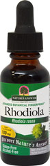 Rhodiola Root Extract Liquid  1 oz Liquid  $8.99