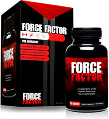 Force Factor Pre Workout <p><strong>From the Manufacturer's Label:</strong></p><p>Force Factor Pre Workout is manufactured by Isatori Global Technologies.</p> 120 Capsules  $47.99