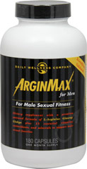 Arginmax® for Men <p><strong>From the Manufacturer's Label:</strong></p><p>Arginmax® for Men is manufactured by Daily Wellness.</p> 180 Capsules  $19.99