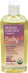 Cuddle Buns Softening Body and Massage Oil <b><p>From the Manufacturer's Label:</b></p>   <p>Cuddle Buns Softening Body and Massage Oil is distributed by Desert Essence</p> 4 oz Oil  $8.99