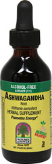 Ashwagandha Liquid Extract 2000 mg Alcohol Free  2 oz Liquid 2000 mg $14.49