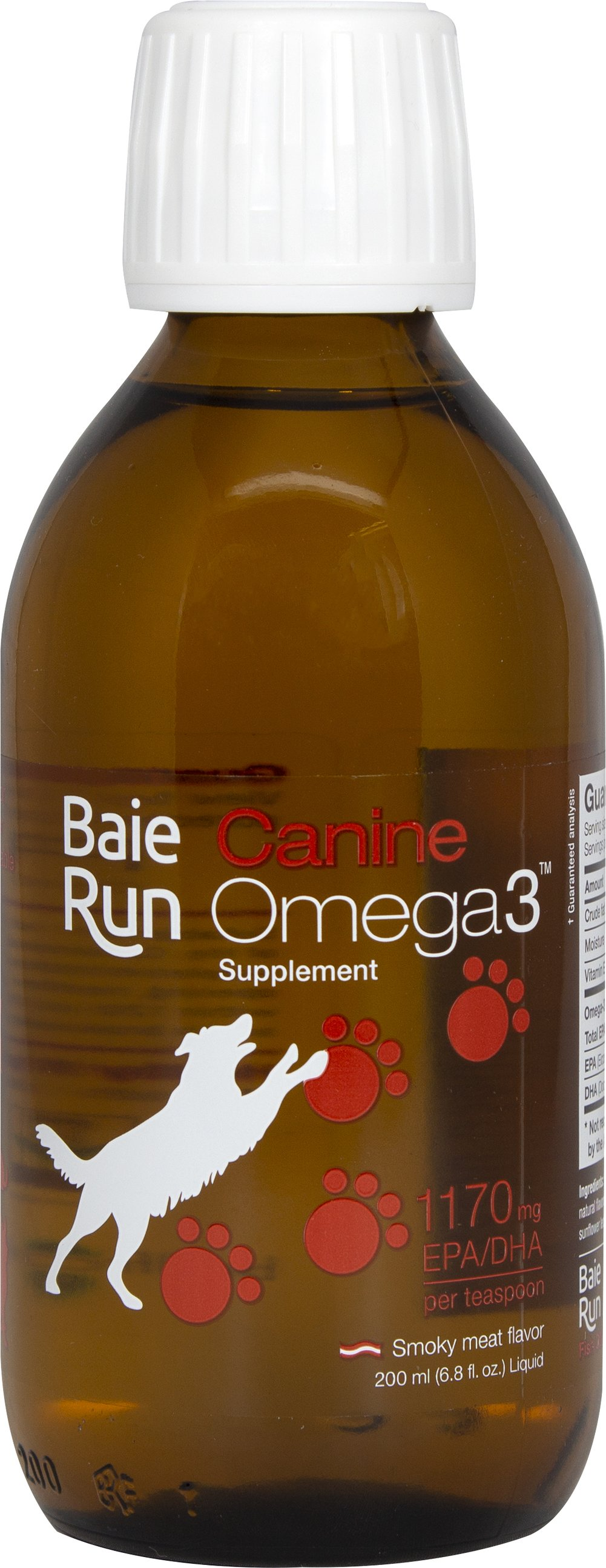 Canine Omega-3 <strong></strong><p><strong>From the Manufacturer's Label:</strong></p><p>Ascenta Canine Omega 3 EPA & DHA fish oil supplement is beneficial to maintain joint health, skin and coat health, renal function, growth and reproduction, heart health and endurance and immune system health.</p><p>Suitable for dogs in all life stages.</p><p>Canine Omega 3 is intended for supplemental feeding only.</p> 6.8 oz