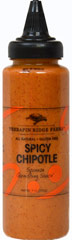 Spicy Chipotle Garnishing Squeeze  9 oz Bottle  $8.99