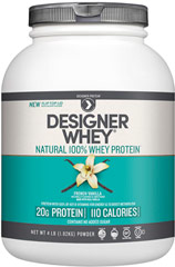 Whey Protein French Vanilla  4 lbs Powder  $43.99