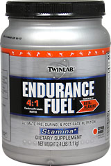 Endurance Fuel Citrus Blast <p><b>From the Manufacturer's Label:</b></p> <p>Endurance Fuel Citrus Blast is manufactured by Twinlab.</p> 2.4 lbs Powder  $21.49